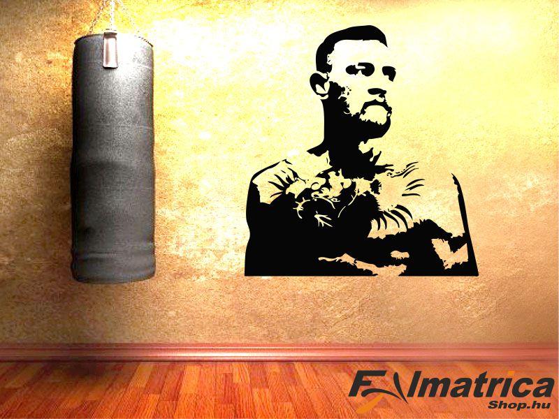 90. Conor McGregor MMA-UFC falmatrica