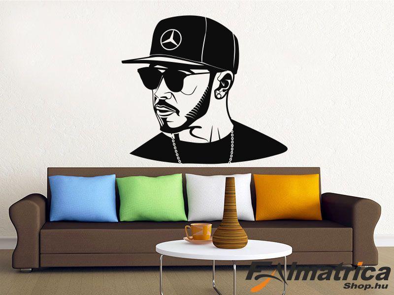 96. Lewis Hamilton falmatrica