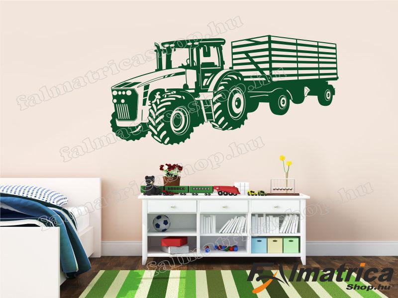 111. Traktoros falmatrica