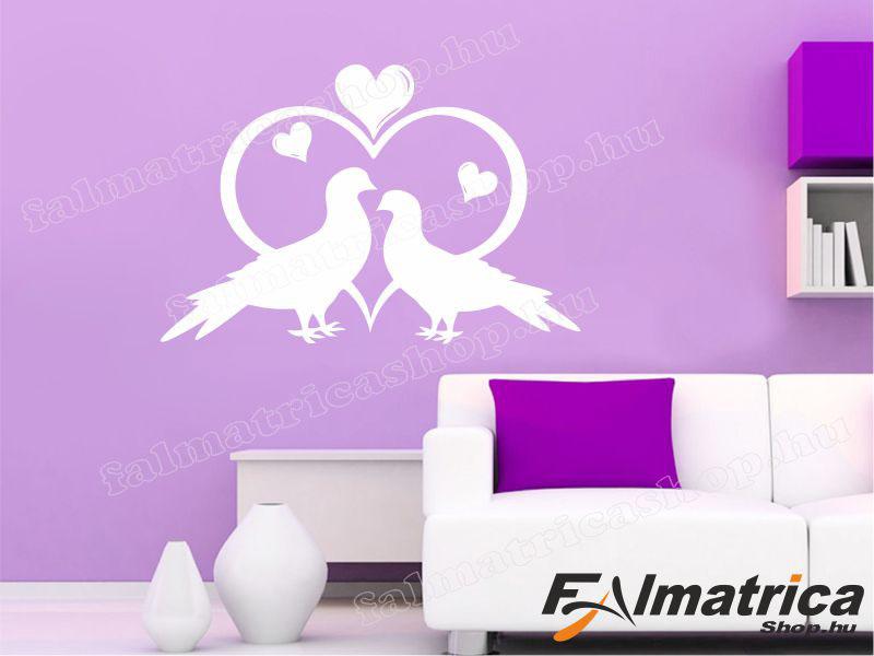 100. Turbékoló galambok