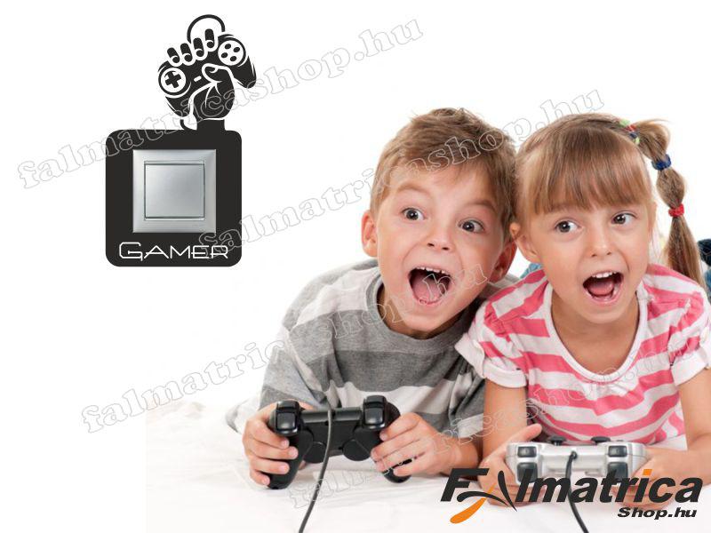 Gamer kapcsolómatrica