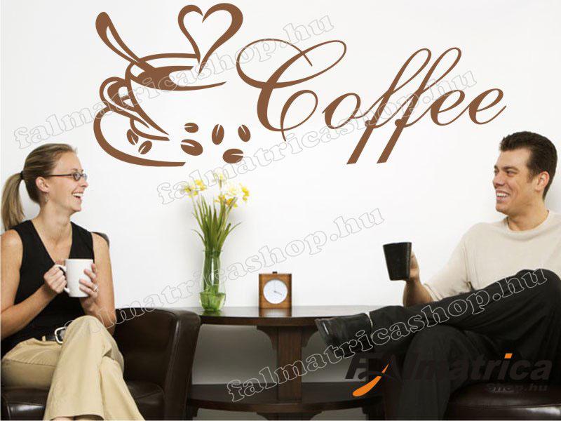 Kávés <b>falmatrica</b>