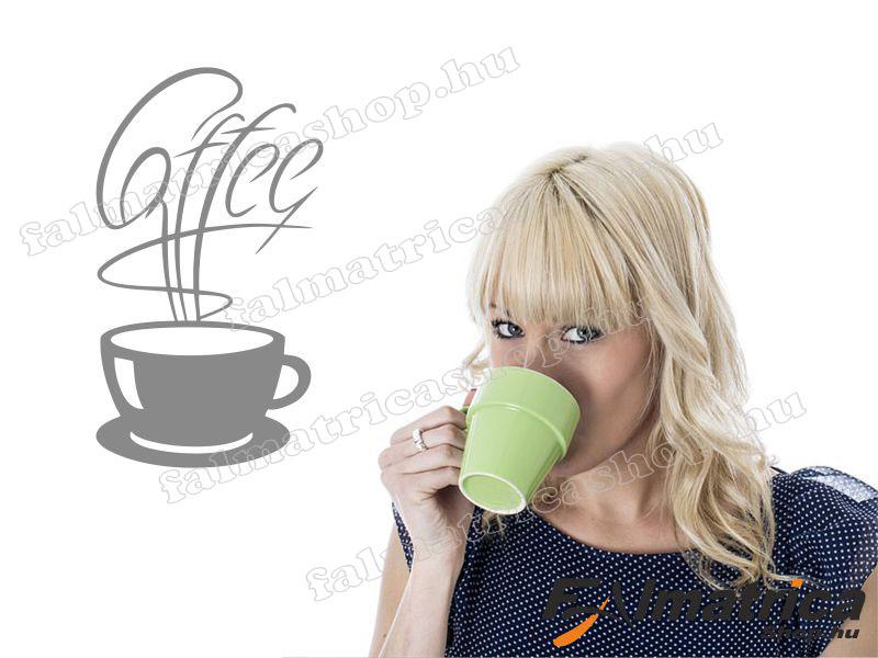 Kávés coffee falmatrica