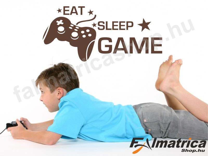 Eat, Sleap, Game falmatrica