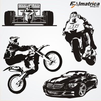 AUTÓ - MOTOR
