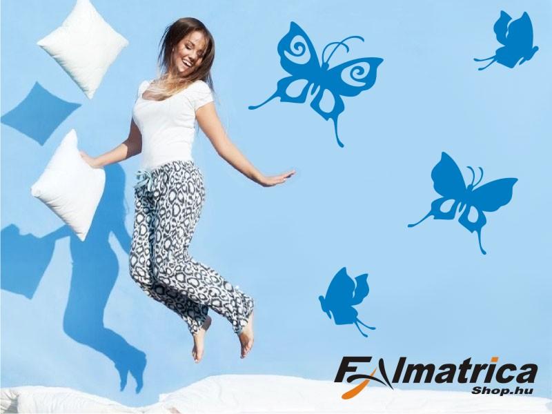 04. Pillangó szett <b>falmatrica</b>