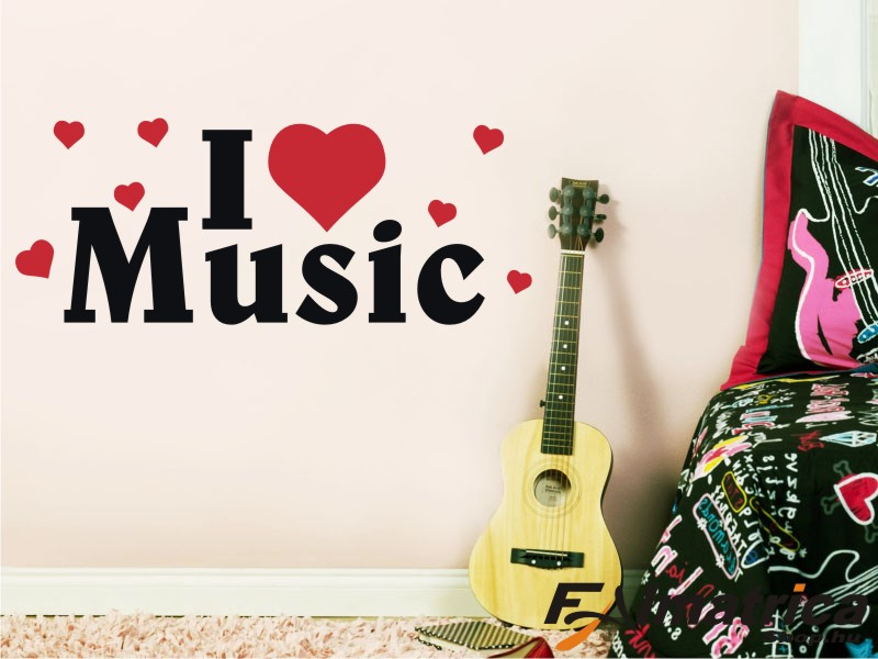 44. Love music falmatrica