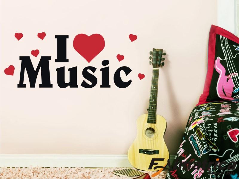 44. Love music falmatrica