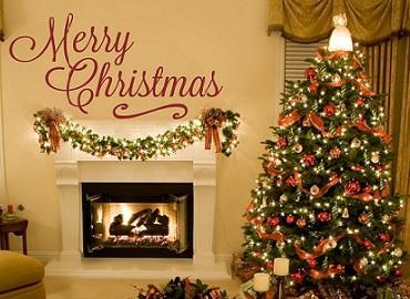 Falmatrica karácsonyra is