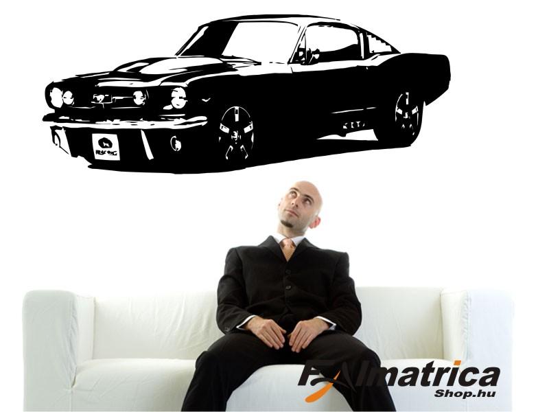 13. Mustang falmatrica
