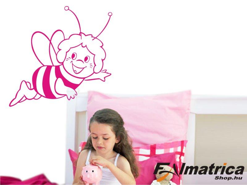 30. Méhecske falmatrica