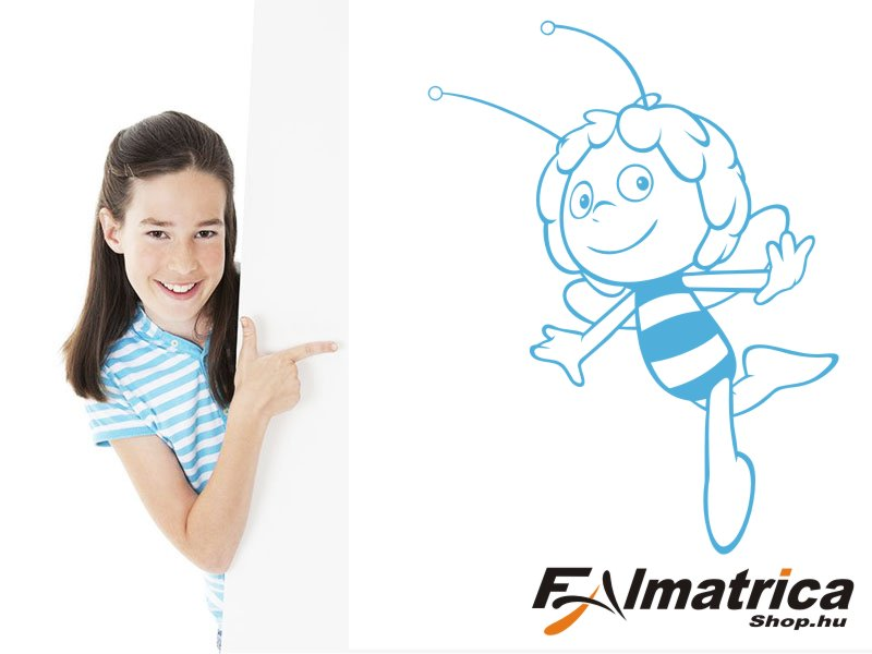 31. Méhecske falmatrica