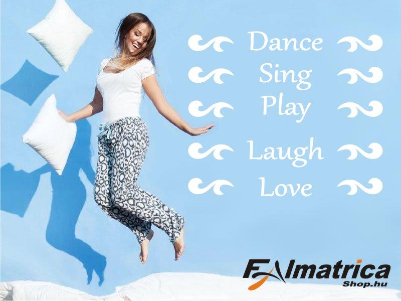 11. Dance, sing, play falmatrica