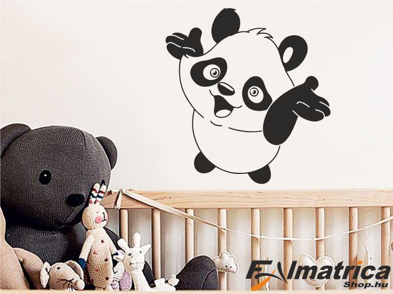 88. Bébi panda falmatrica