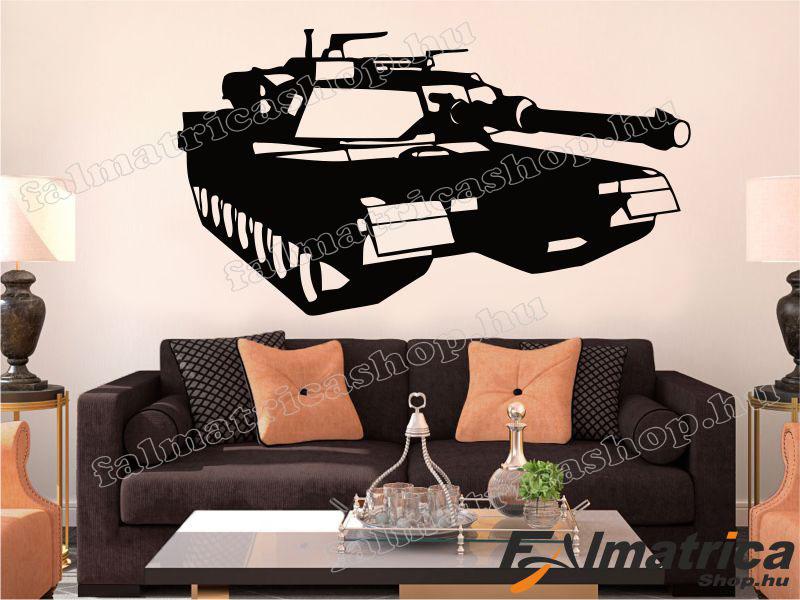 15. Tank-harckocsi falmatrica