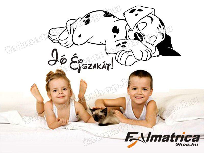 54. Alvó kutyus <b>falmatrica</b>