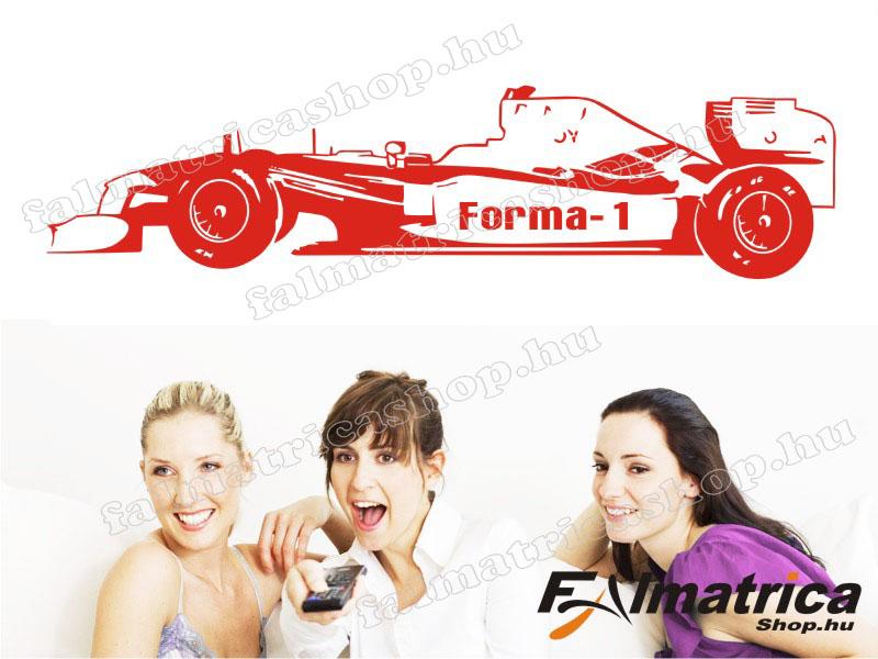 14. F1-es falmatrica