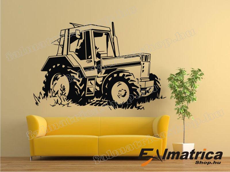 21. Traktor falmatrica