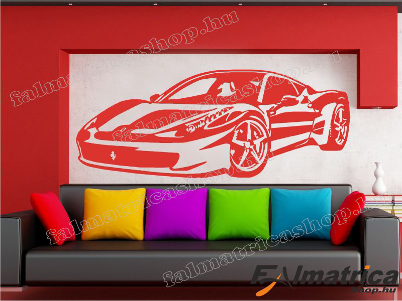 33. Ferrari falmatrica