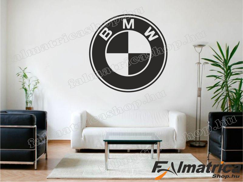 36. BMW logo falmatrica