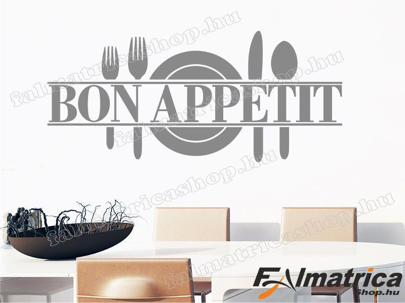 45. Bon Appetit falmatrica