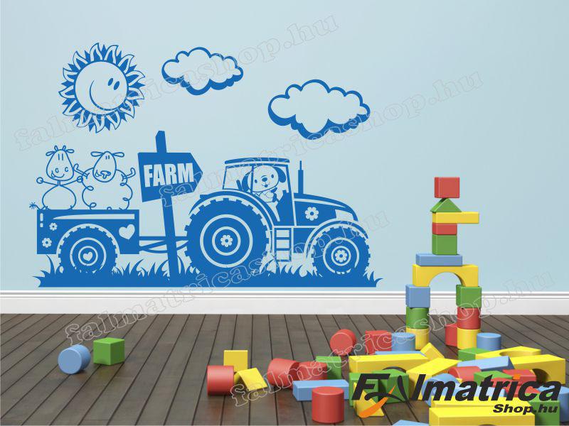 57. Traktoros falmatrica