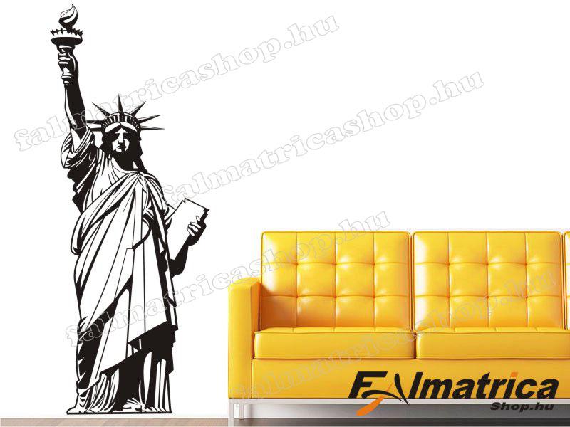08. Szabadság-szobor falmatrica