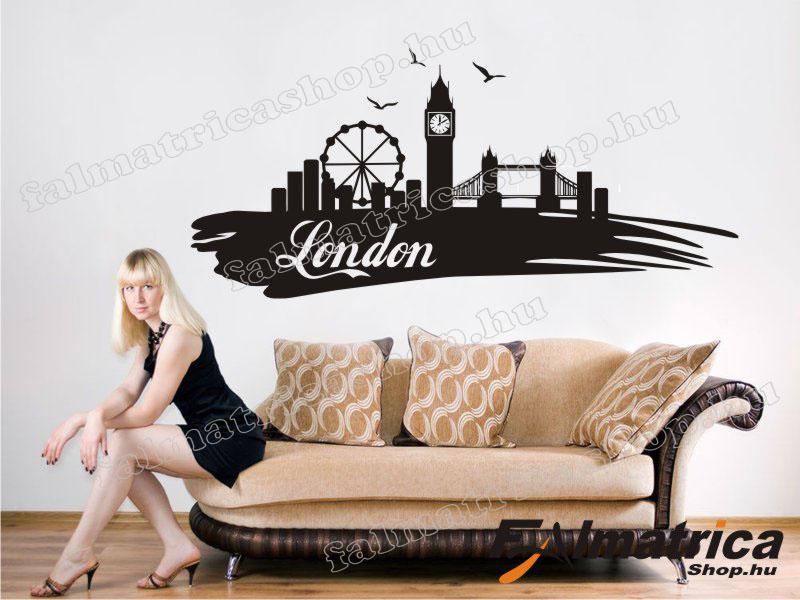 13. London falmatrica