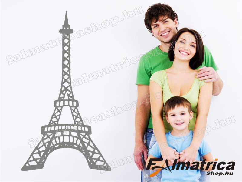 15. Eiffel-torony falmatrica