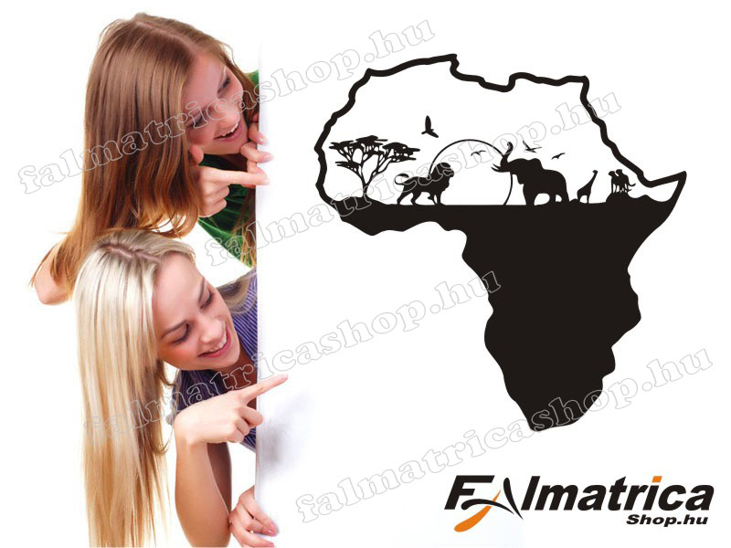 21. Afrika falmatrica