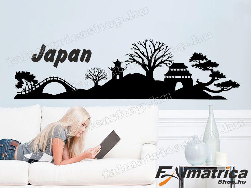 32. Japán falmatrica