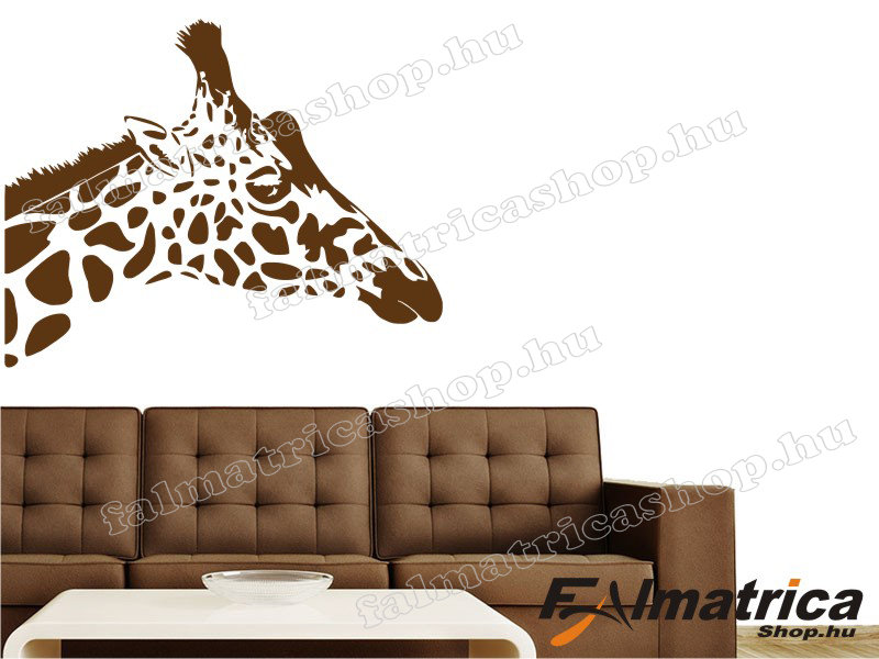 12. Zsiráfos falmatrica