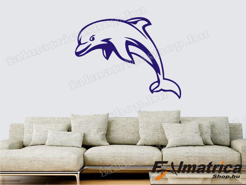 42. Delfin falmatrica
