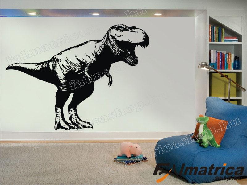 55. T-REX dinoszaurusz falmatrica