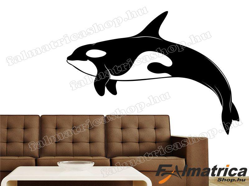 63. Gyilkos bálna falmatrica