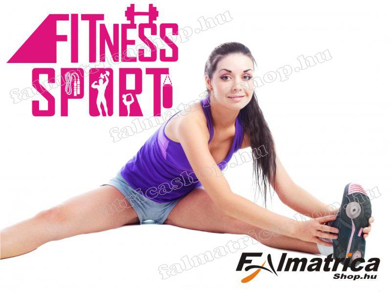 10. Fitnesz falmatrica