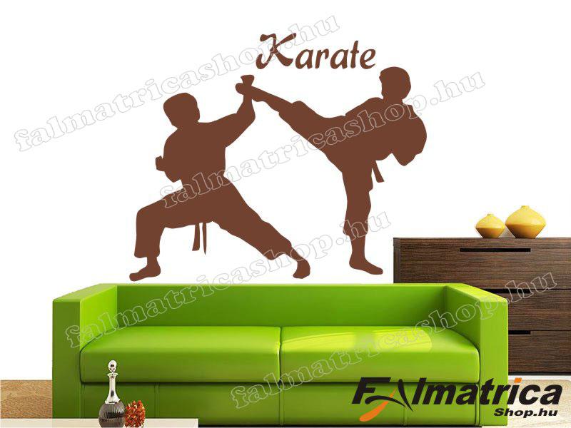 16. Karate falmatrica