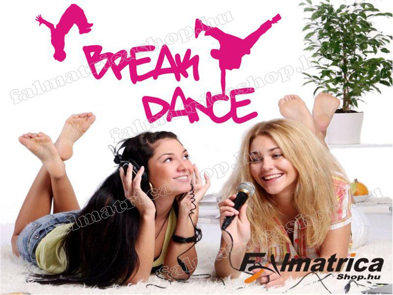 18. Break Dance falmatrica