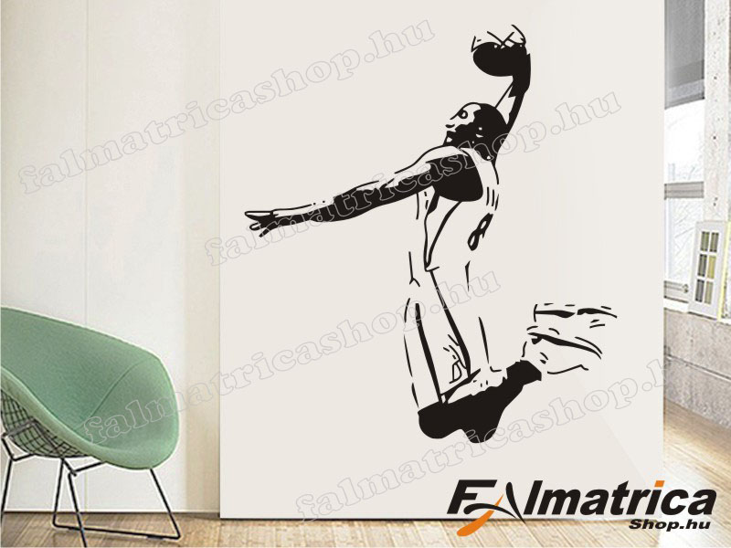 32. Kobe Bryant NBA kosaras - kosárlabda falmatrica
