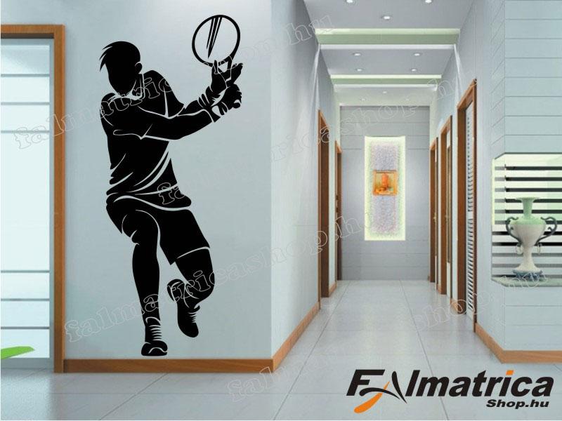 42. Tenisz falmatrica