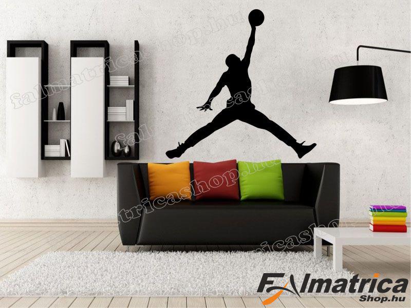 99. Jordan logo NBA kosaras - kosárlabda falmatrica