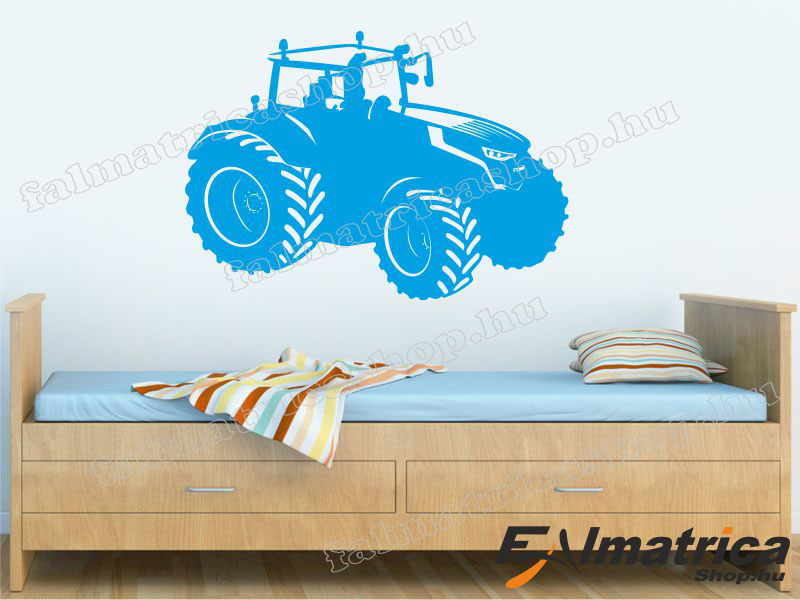 40. Fendt traktoros falmatrica
