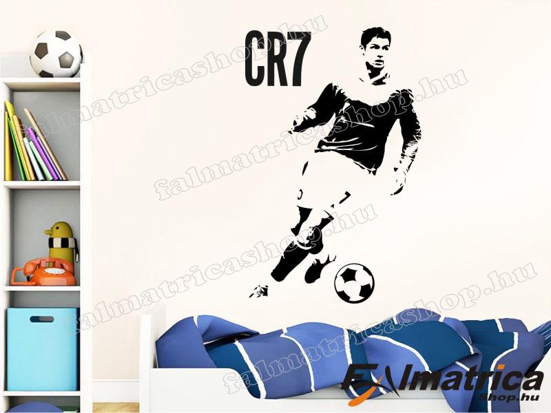 24. Cristiano Ronaldo falmatrica