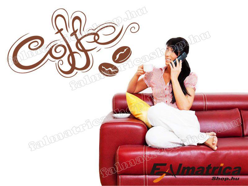 04. Kávés falmatrica