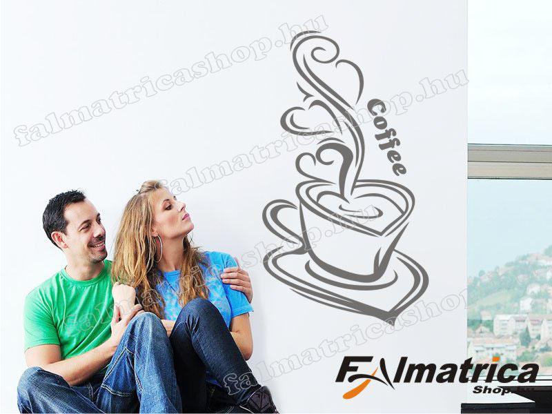 06. Kávés falmatrica