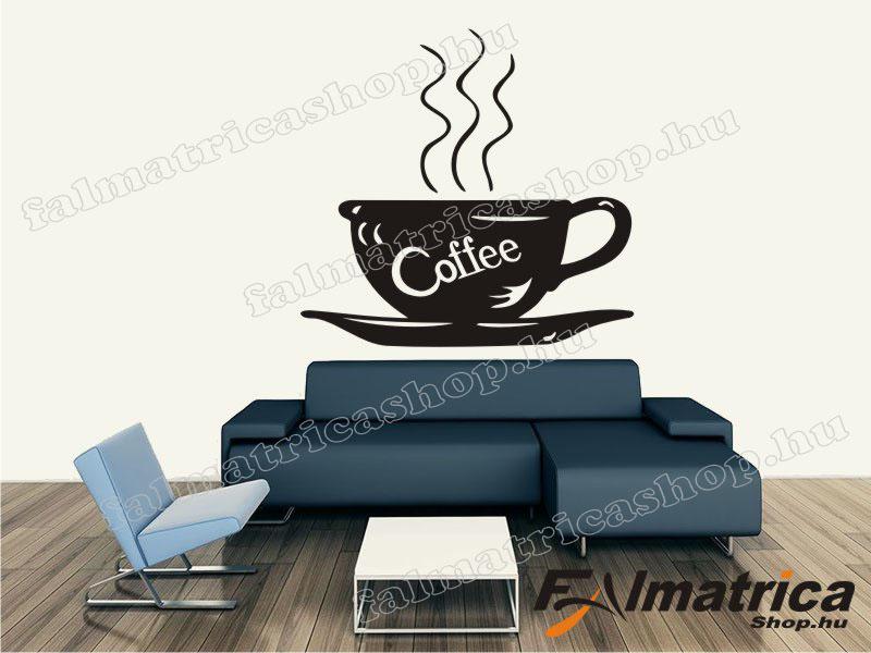 10. Kávés falmatrica