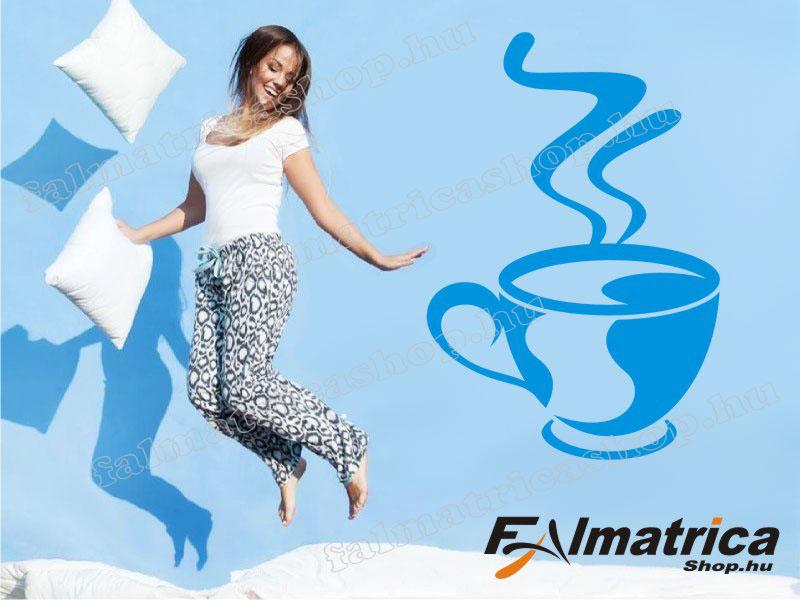 12. Kávés falmatrica