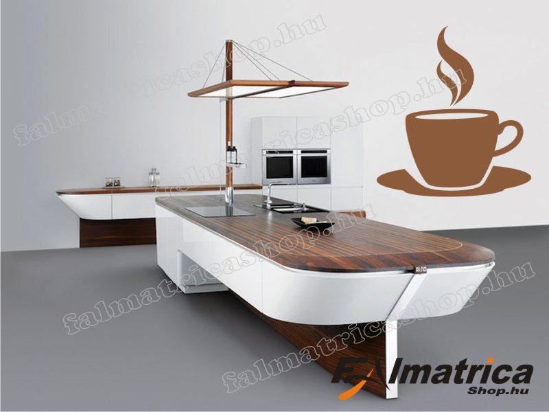 14. Kávés falmatrica