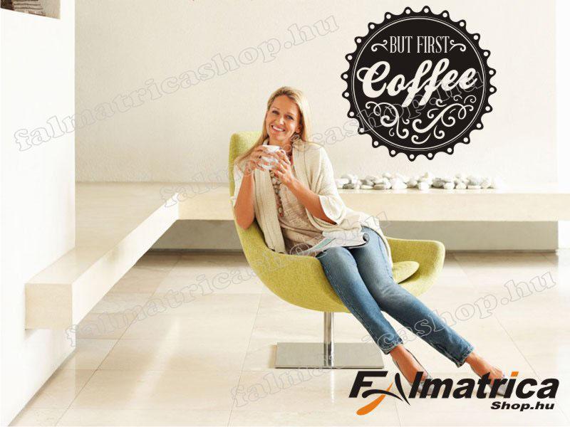 15. Kávés falmatrica