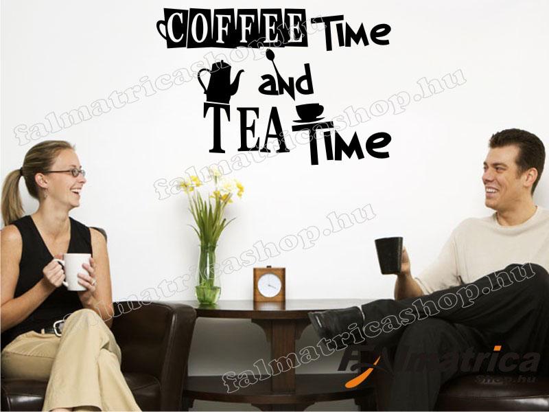 25. Kávé &Tea falmatrica